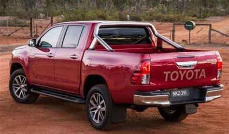 2019 Toyota Hilux Usa Review, Price, Release Toyota