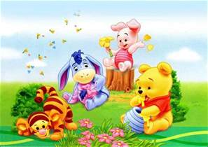 themed decor winnie pooh imágenes tarjetas frases dulces y mensajes