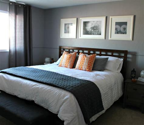 tableau chambre à coucher chambre a coucher violet et gris 4 deco chambre grise