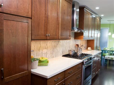 Kitchen Cabinet Door Ideas And Options + Hgtv Pictures  Hgtv