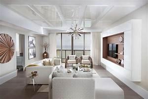 Sophisticated, Interior, Design, In, Sunny, Isles, Florida