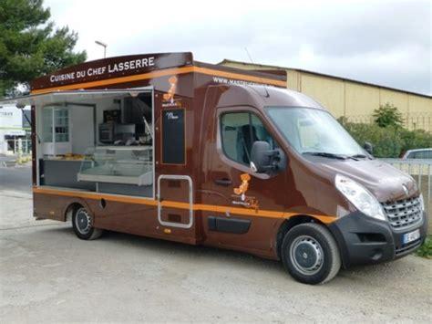 master food truck cellule  pma lamenageur utilitaire