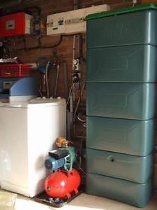 Installation Recuperateur Eau De Pluie : r cup rer l eau de pluie pour un usage sanitaire toilettes le retour d exp rience de ~ Dode.kayakingforconservation.com Idées de Décoration