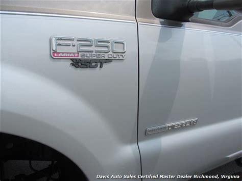 Ford Powerstroke Diesel Lifted Lariat Platinum
