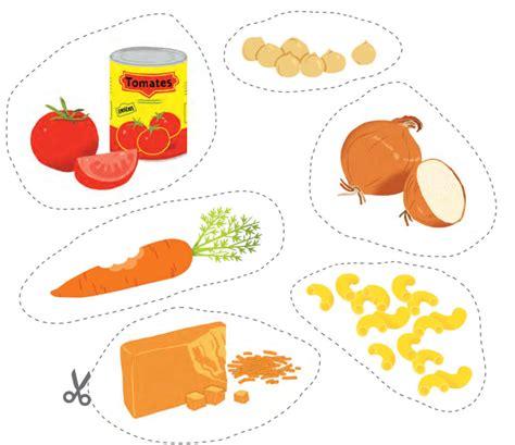 le jeu de cuisine jeu à imprimer cuisine ton repas fondation olo