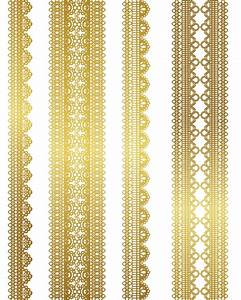 Gold lace pattern – Vector Material | My Free Photoshop World