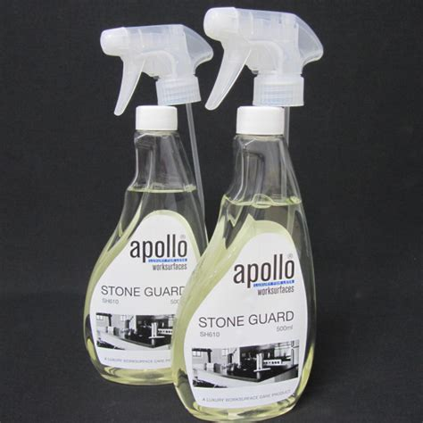 Apollo Stone Guard Worktop Cleaner   Granite, Quartz, Corian®