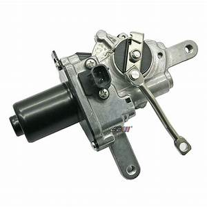 Turbo Electronic Actuator For Toyota Hilux Vigo D