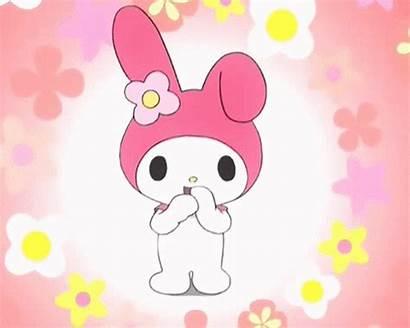 Melody Kitty Hello Bunny Kuromi Sheep Sanrio