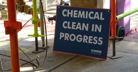 core water commissioningcleaning passivation queensland