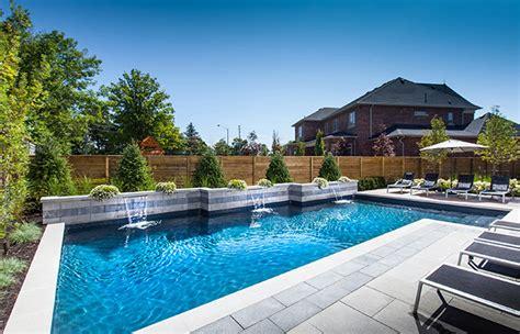 aquaspa pools landscape design home