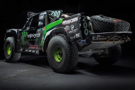 Photographs of Baja 1000 Race Vehicles After the Race ...
