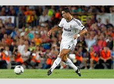 Barcelona vs Real Madrid 23082012 Cristiano Ronaldo
