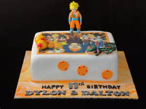 dragon ball z cake cake decorating community cakes we bake