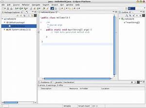 Java Programming W   Eclipse