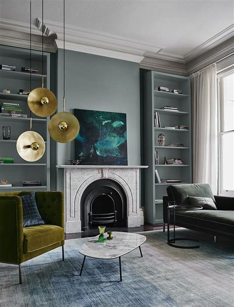 trend scout dulux  interiors colour trends home