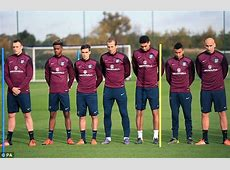 Shayon Harrison and Harry Winks make up the numbers as