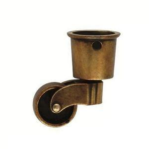 hickory hardware        brown windsor