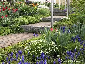 Hang Bepflanzen Bodendecker : so bepflanzen sie hangbeete sch n und abwechslungsreich ~ Lizthompson.info Haus und Dekorationen