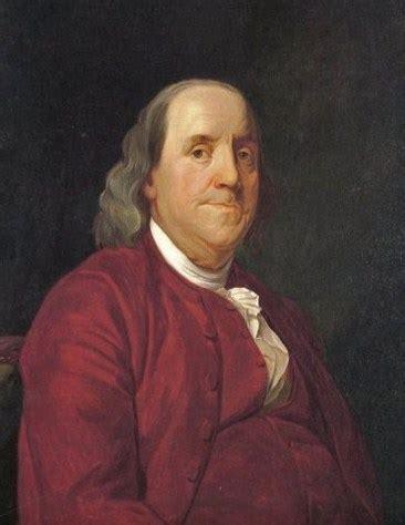 Benjamin Franklin  My Hero