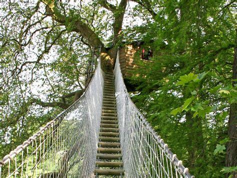 chambre d hote cabane dans les arbres domaine de canon cabane dans les arbres dans le calvados