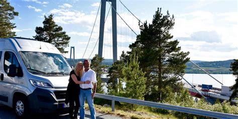 mit dem wohnmobil durch schweden wohnmobil reise einmal durch alle ostsee anrainerstaaten