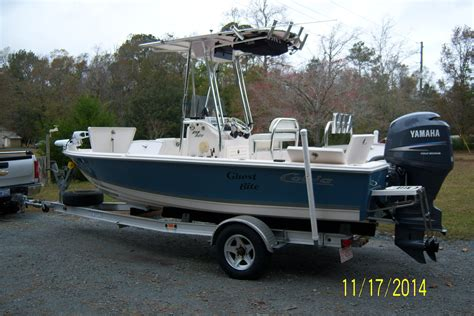 19 Ft Boat by 2007 19 Ft Cobia Bay Boat The Hull Boating And
