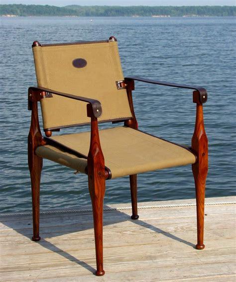 roorkhee chair  lewis drake british campaign furniture
