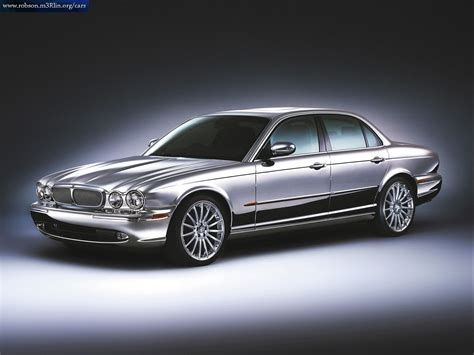 View Of Jaguar Xj X350. Photos, Video, Features And Tuning