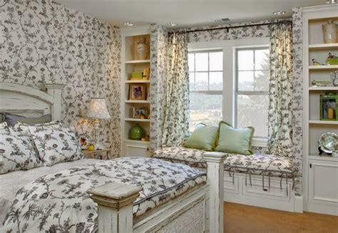 tapisserie chambre à coucher adulte papier peint chambre adulte tendance chambre romantique