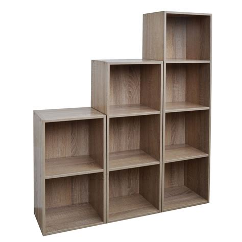 Shelving And Storage Units by Wooden Bookcase Shelving Display Storage Wood Shelf