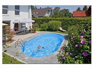 Mini Pool Terrasse : styropool ovalform becken 1 50m tief 3 50x7 00m hot summer pinterest schwimmbecken ~ Orissabook.com Haus und Dekorationen