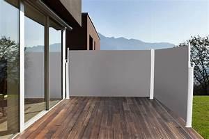 Trennwände Für Terrassen : doppelseitenmarkise f r terrassen markise ~ Eleganceandgraceweddings.com Haus und Dekorationen
