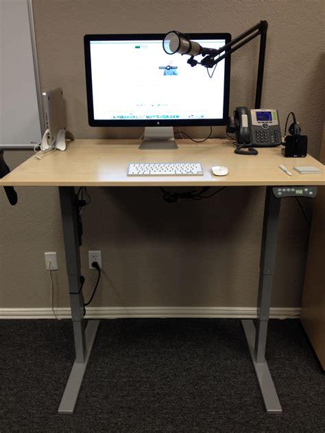 tall corner computer desk cool industrial tall standup computer desk on corner black