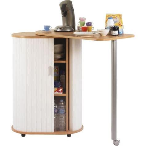 table et cuisine table de cuisine et rangement hêtre blanc achat