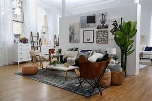 Modern Boho Interior Design with Wayfair Registry Green