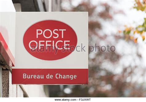 bureau de change prague bureau de change exchange stock photos bureau de