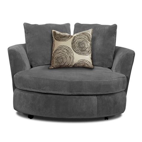Small Scale Upholstered Living Room Chairs by Small Upholstered Swivel Chair Home Designer