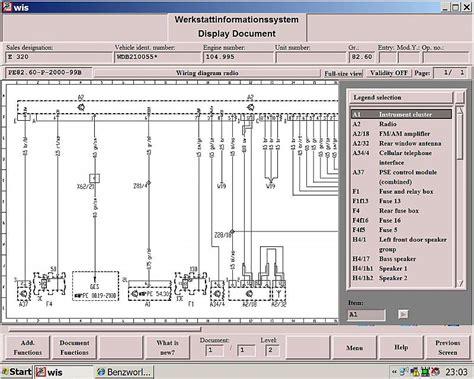Wiring Diagram Please Help Mercedes Benz Forum