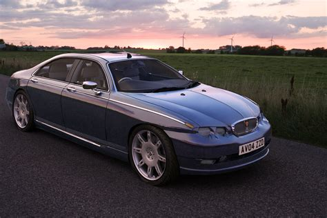 Rover 75 'prototype' Visualisation