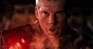 This alien guy is a mogadorian in the movie, i am number ...