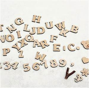 small wood alphabet letters wall sign hanging name room With mini wooden craft letters