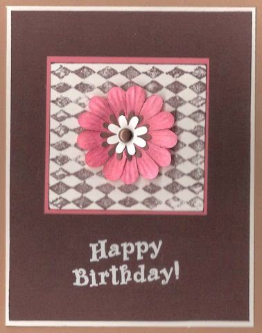 easy handmade birthday card  art  crafts guide