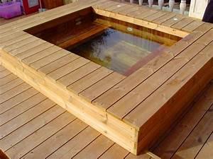 Spa Bois Exterieur : fabricant de jacuzzis spa 100 bois dans le var ~ Premium-room.com Idées de Décoration