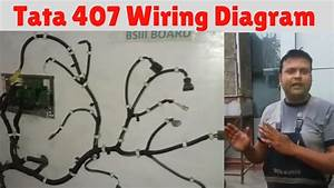 Tata 407 Wiring Diagram