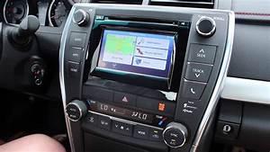 Adding Igo Navigation To A 2015 Toyota Camry W   Apps Button
