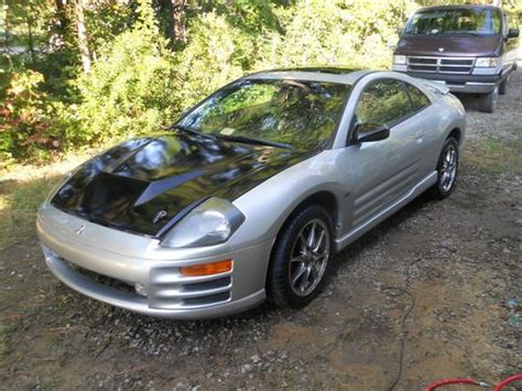2002 Mitsubishi Eclipse Gt For Sale by Sell Used 2002 Mitsubishi Eclipse Gt Coupe 2 Door 3 0l In