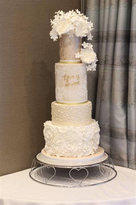 rosewood wedding cakes artistic elegant wedding cakes