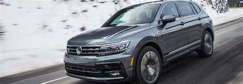 How Much Does The 2021 Volkswagen Tiguan Cost