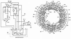 Pole   Single Phase 4 Pole Motor Wiring Diagram   Pole